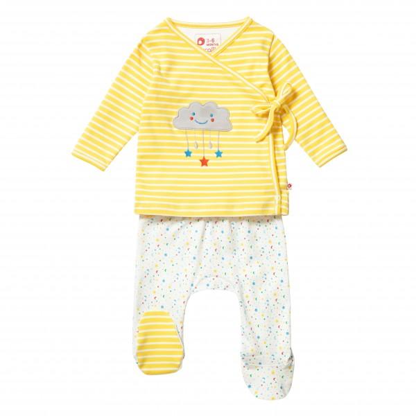 Piccalilly 2-teiliges Babyset - Sterne