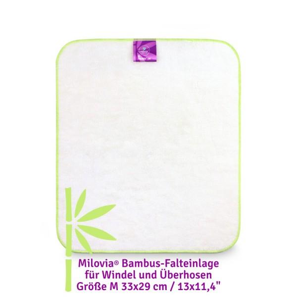 Milovia Miloboo Bambus-Falteinlage