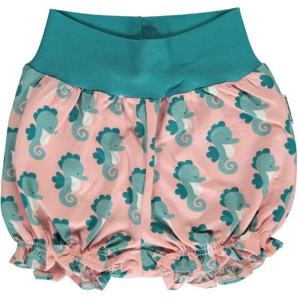 Maxomorra Shorts - Seahorse