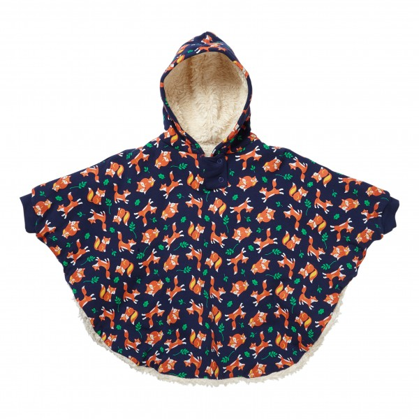Piccalilly Poncho - Fuchs