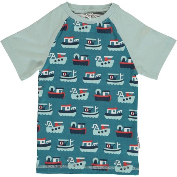 Maxomorra T-Shirt - Trawler Slim
