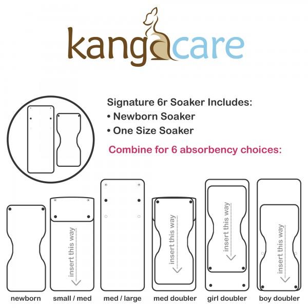 Kanga Care 6r Soaker Hanf
