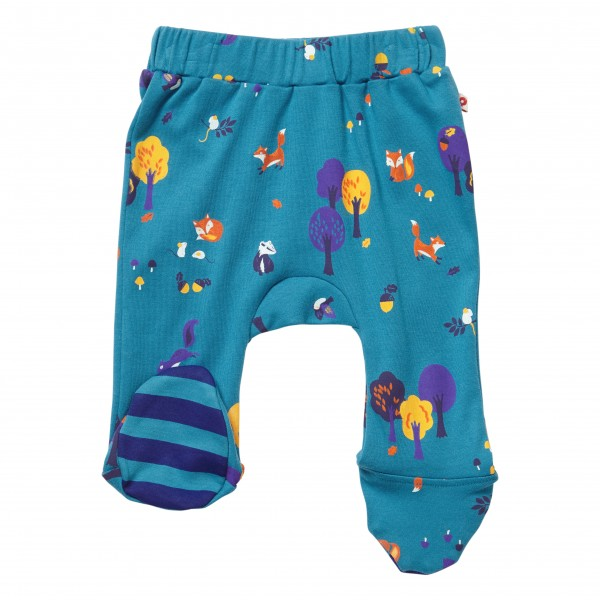 Piccalilly Babyhose - Waldtiere