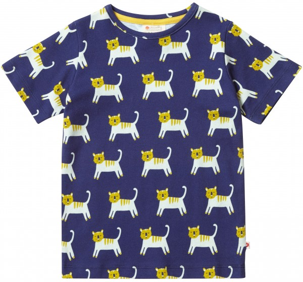 Piccalilly T-Shirt - Tiger