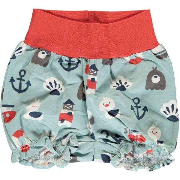 Maxomorra Shorts - Blue Ocean