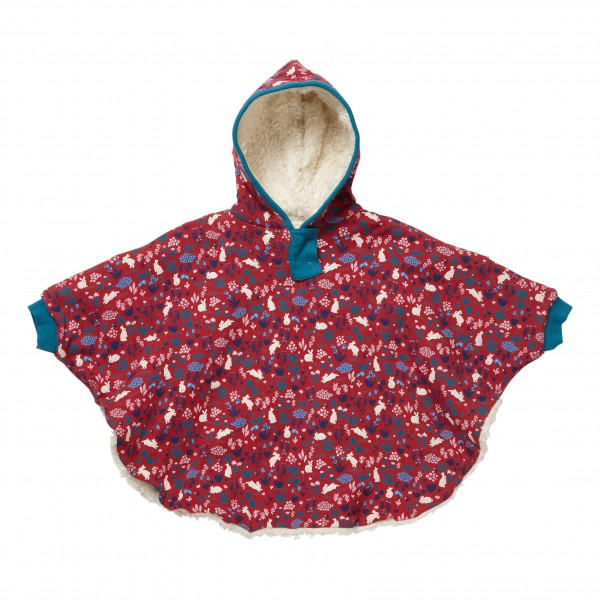Piccalilly Poncho - Waldhase
