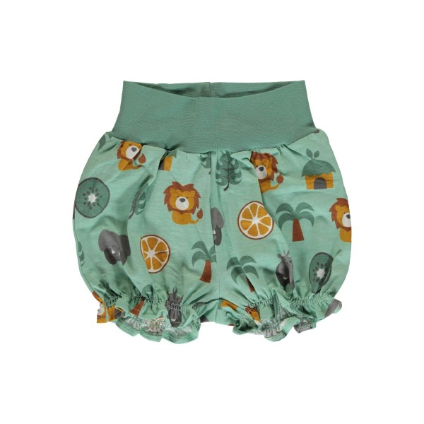 Maxomorra Shorts - Dschungel