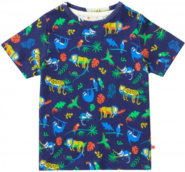Piccalilly T-Shirt - Safari